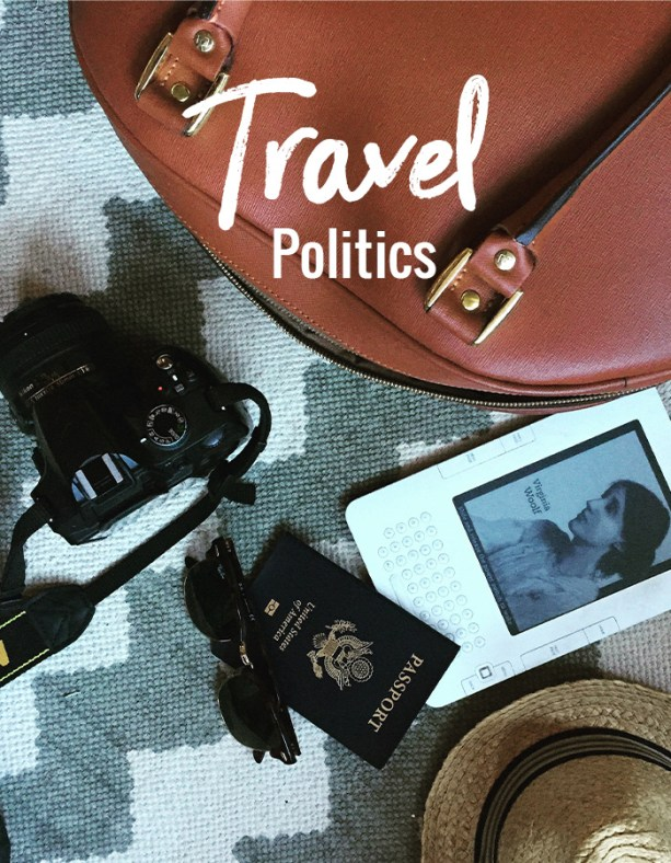 travel politics
