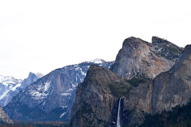 Yosemite Getaway Weekend