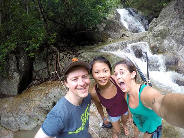 Waterfall Hikes in Koh Samui