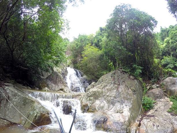 Na Muang Waterfall - Koh Samui