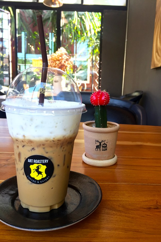Hipster Coffee in Chiang Mai