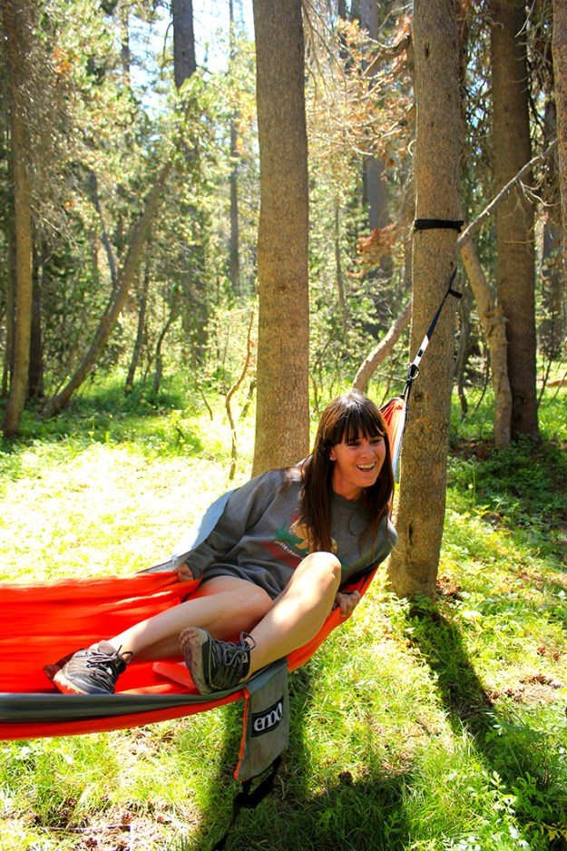 living that hammock life