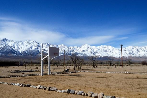 Manzanar Historic Site