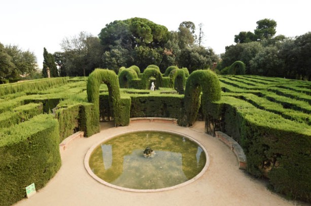 The Labyrinth - El Laberint d'Horta