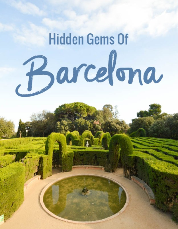 Hidden Gems of Barcelona