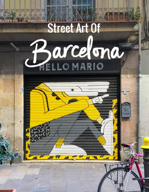 Street Art of Barcelona
