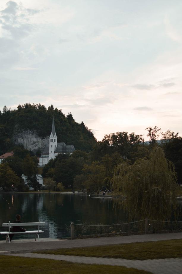 Slovenia looks like a fairy tale