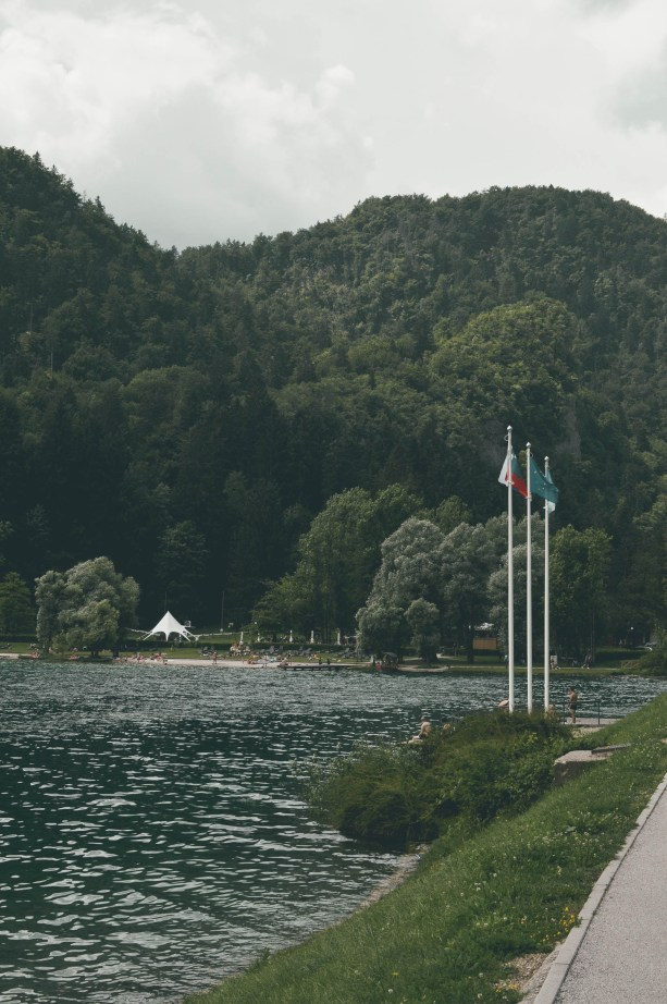 Path around Lake Bled