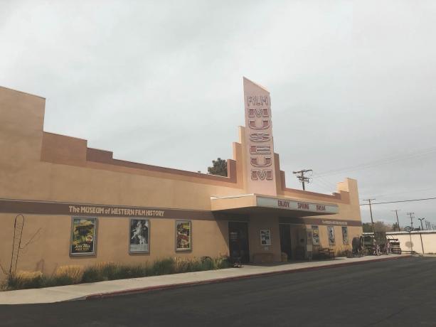 Film Museum, Lone Pine CA