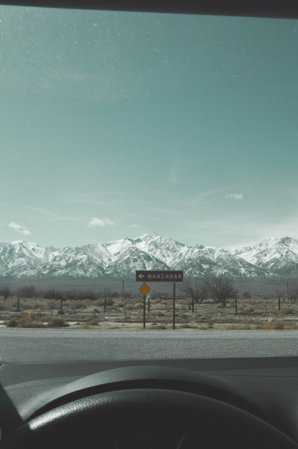 Manzanar Historic Site