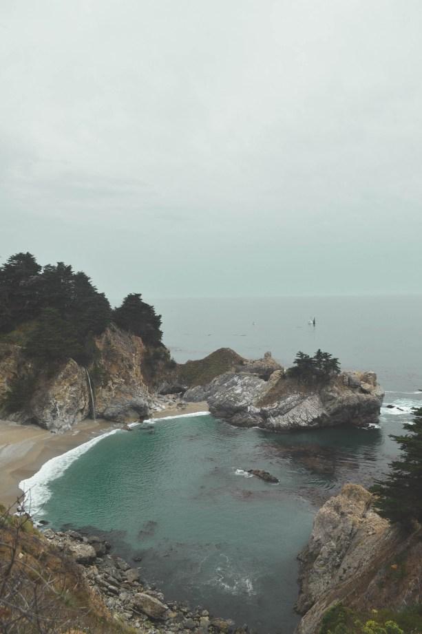 Big Sur CA for your Honeymoon