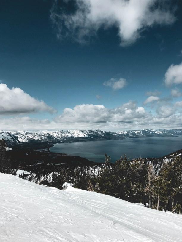 Skiing & snowboarding in Tahoe