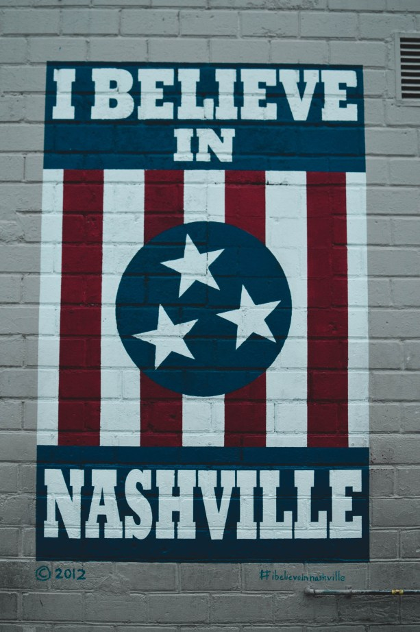 I Believe in Nashville