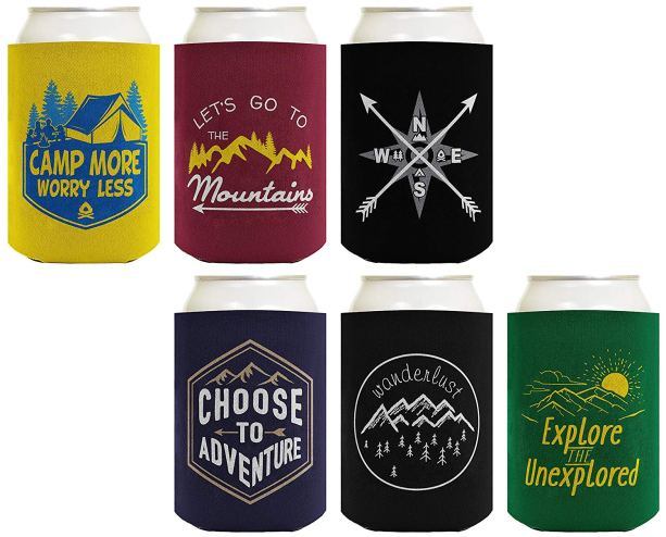 Camping Coozies