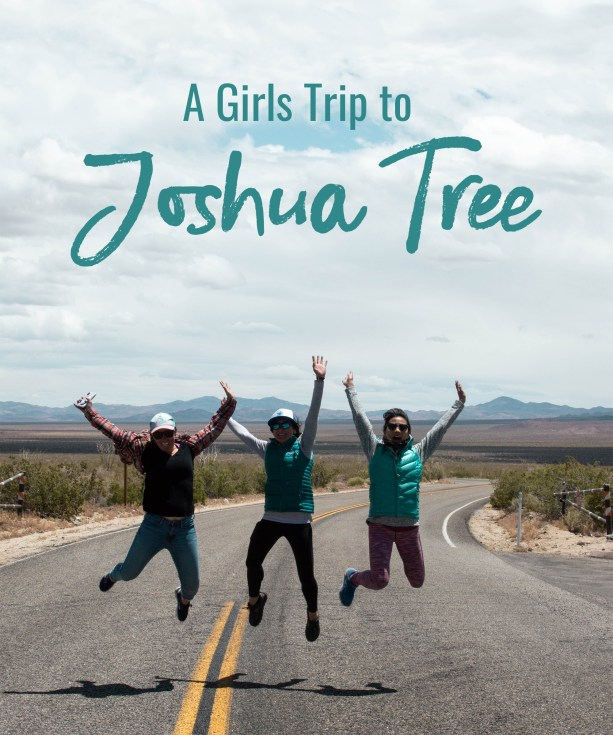 A Girls Trip to Joshua Tree