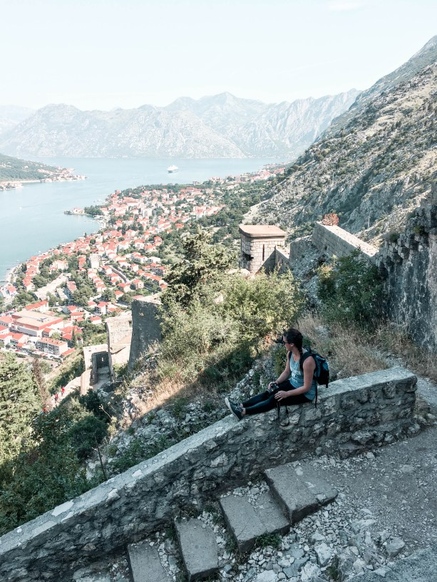 Kotor City Walls