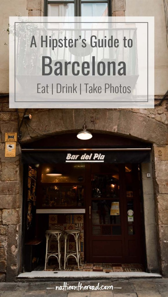 A Hipster's Guide to Barcelona