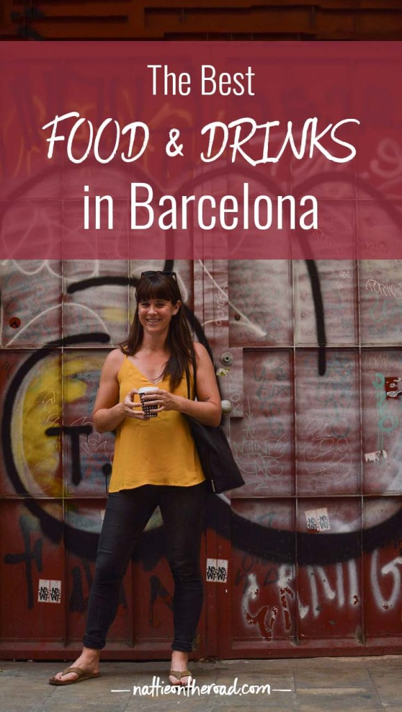 The best food and drinks in Barcelona