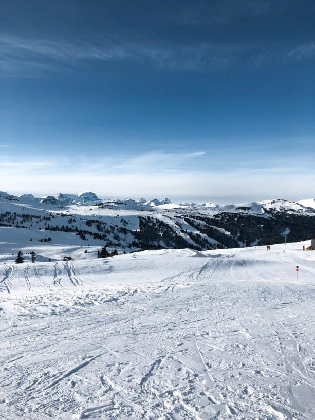 Banff Sunshine - Alberta Canada