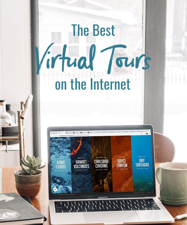 The Best Virtual Tours on the Internet