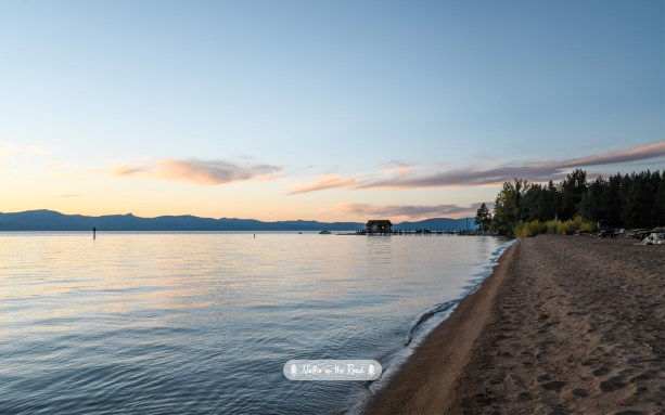 Desktop Wallpaper of Tahoe