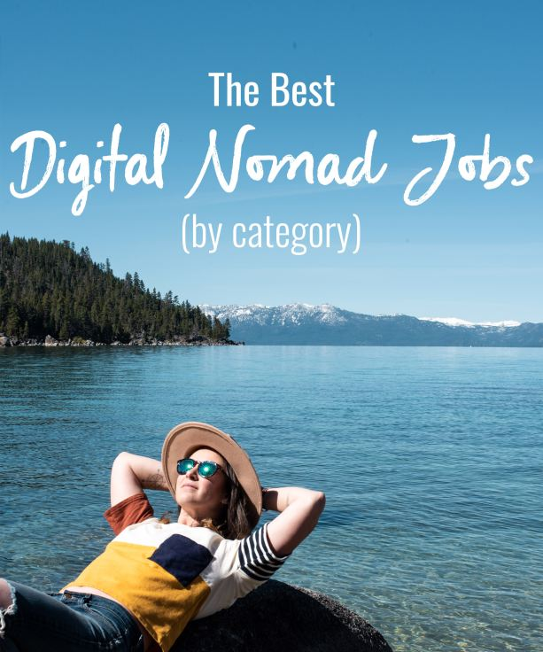 The best digital nomad jobs