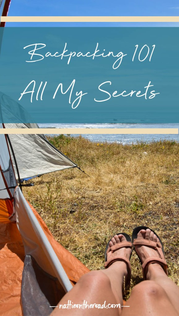 Backpacking 101: All My Secrets