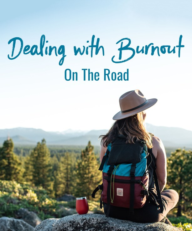 Dealing with Burnout on the Road