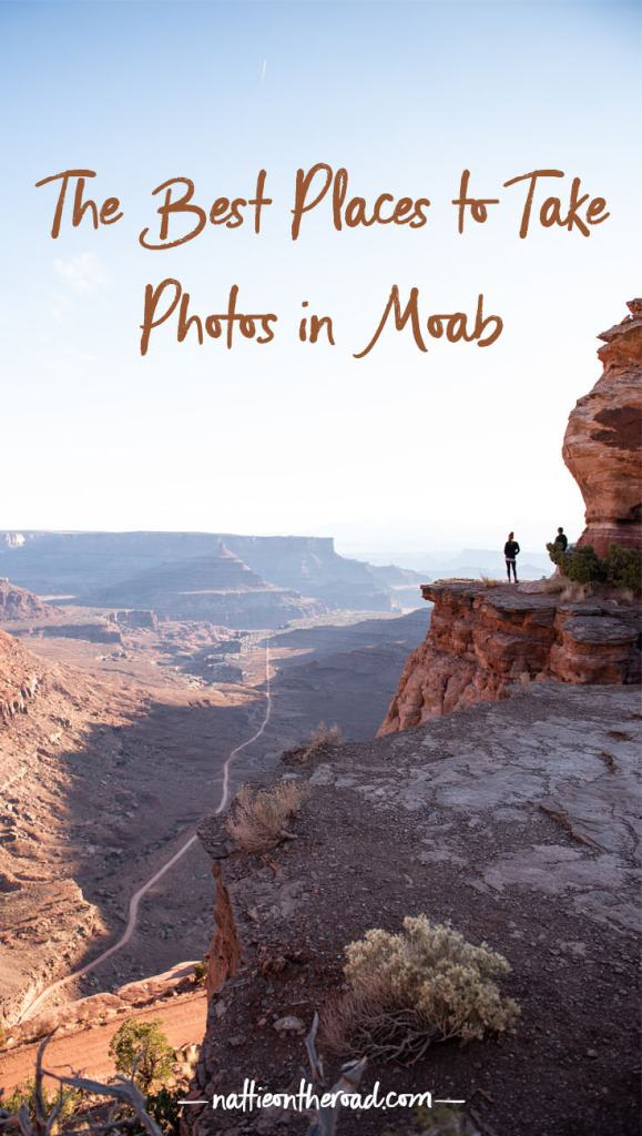 The Best Places to Take Photos in Moab