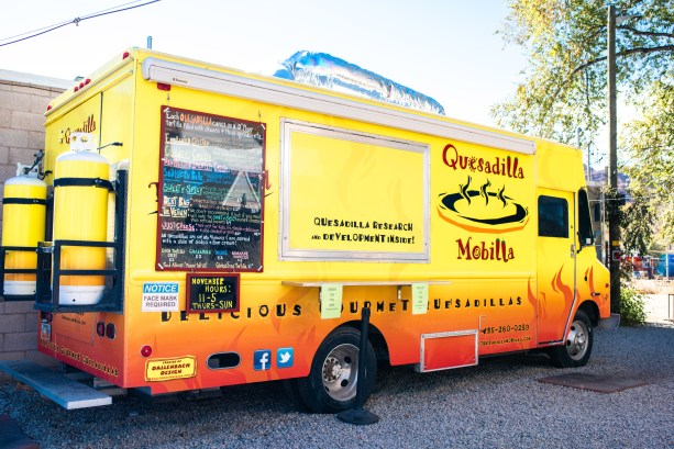 Quesadilla Mobilla Food Truck