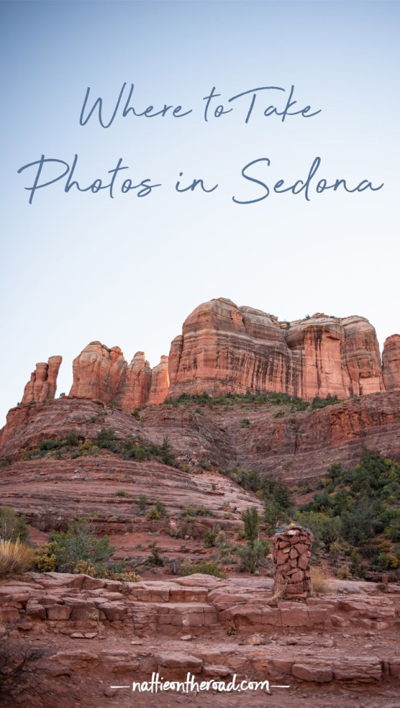 Where to Take Photos in Sedona
