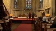 Barnelemmene synger i Domkirken