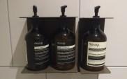 velduftende såper på badet