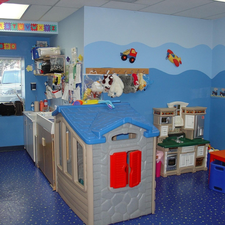 photo of kids room