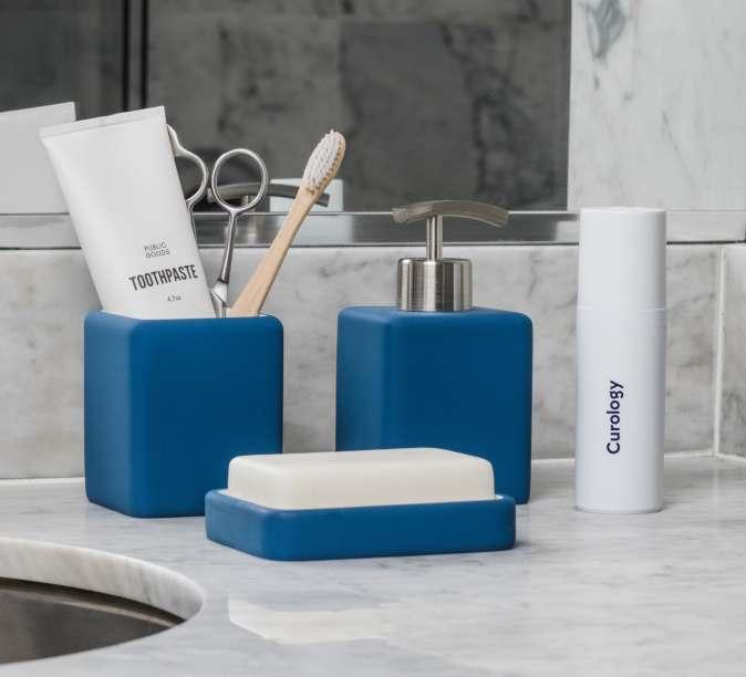 image of washroom accessories