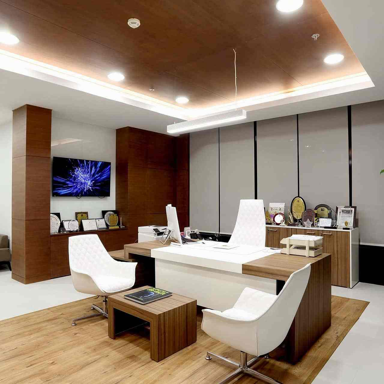 office big luxury room