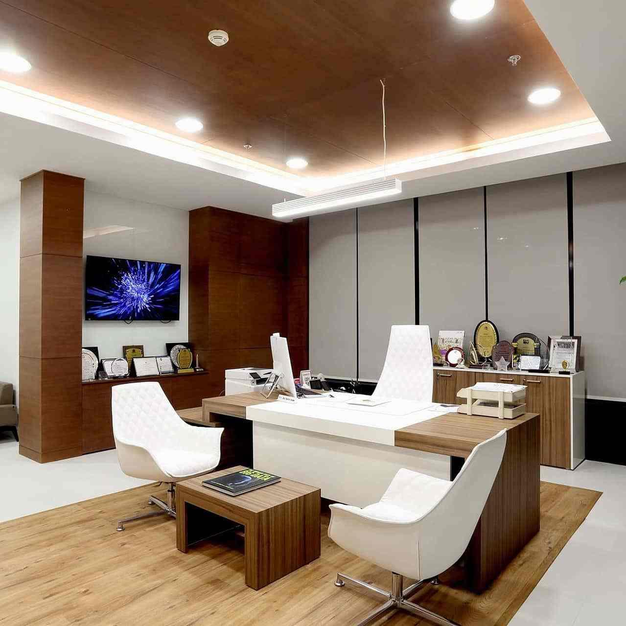 office big luxury room
