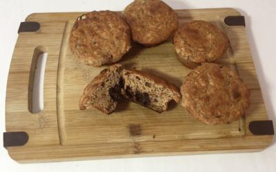 Recette Muffins Protéinés au chocolat