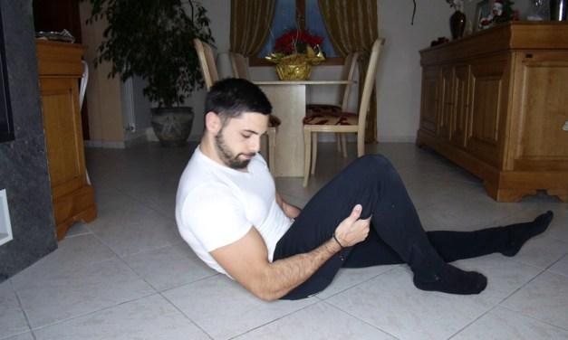 Exercice musculation: Biceps allongé