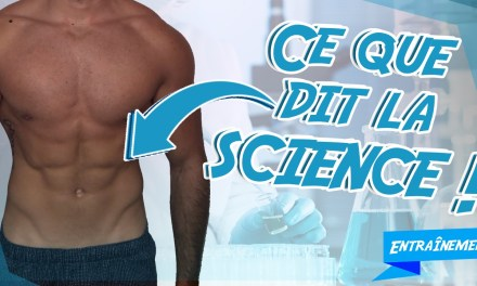 TOP 5 EXERCICES ABDOMINAUX : Ce que dit la science !