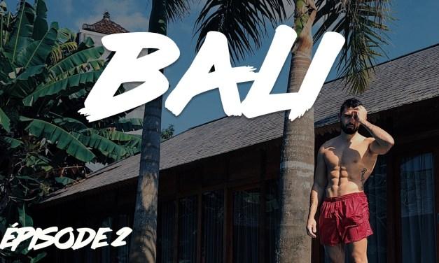VLOG BALI : Épisode 2 – Entraînement à Bali !