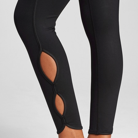 Workout Wear: Target Anna Kaiser for C9 Side Cut-out Leggings