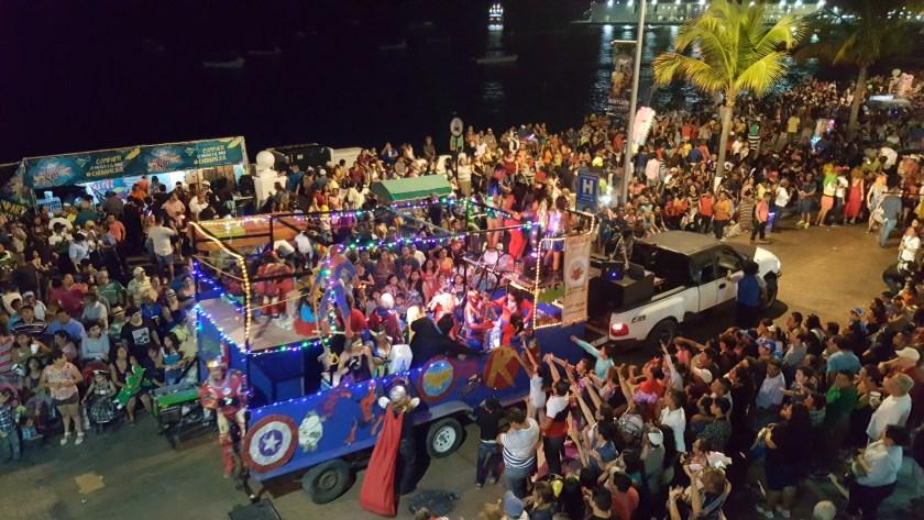 Cozumel Carnival