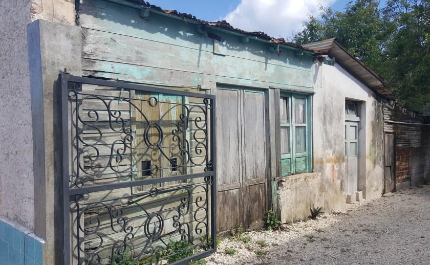 San Miguel Cozumel Back Street