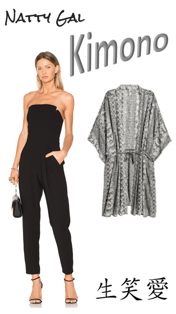 kimono, trend, ootd, date night