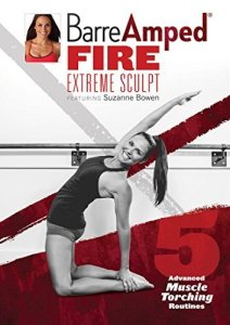 Barre Amped, Barre Amped Fire, Suzanne Bowen