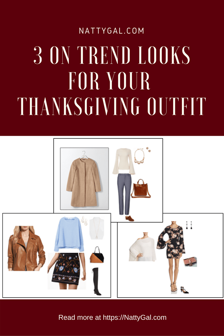 Thanksgiving Outfit | What to Wear tor Thanksgiving