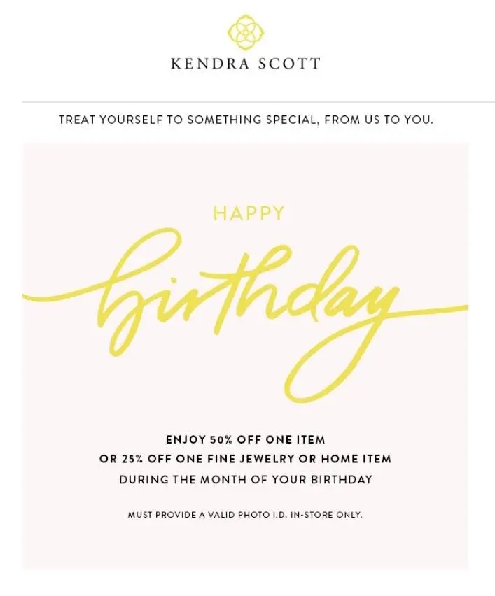 Best Birthday Freebies | Birthday Freebies | Girl's Guide to Birthday Freebies
