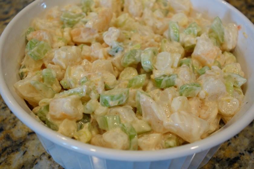 Shrimp Salad | Simple Summer Recipes | Simple Salads | Shrimp Recipes