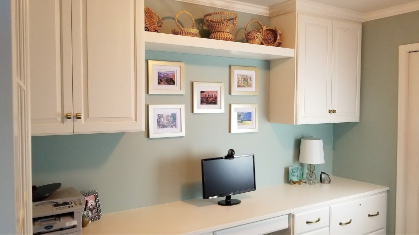 Home Office Makeover   Home Office Ideas   Home Office Layout Ideas